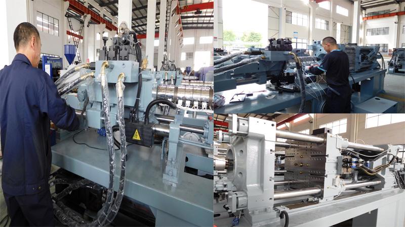 Серво-литьевая машина 178 тонн 180 тонн